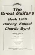 Herb Ellis Poster