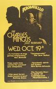 Charles Mingus Poster