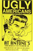 The Ugly Americans Poster