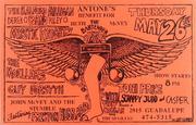 Antone's Benefit for Beth McVey Poster