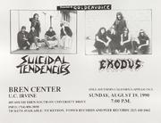 Suicidal Tendencies Handbill