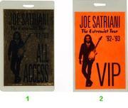 Joe Satriani Laminate