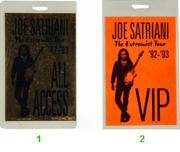 Joe Satriani Laminate
