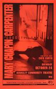 Mary Chapin Carpenter Poster