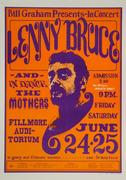 Lenny Bruce Postcard