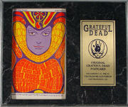 Grateful Dead Plaque Plaque