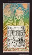 Otis Rush Chicago Blues Band Poster