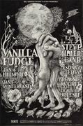 Vanilla Fudge Poster