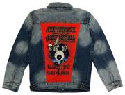 Jimi Hendrix Experience Men's Denim Jacket