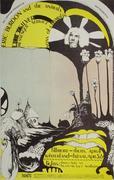 Eric Burdon & The Animals Postcard