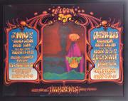 The Who Framed Poster