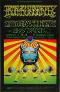 Iron Butterfly Postcard