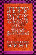 Jeff Beck Group Postcard