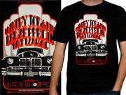 Country Joe & the Fish Poster/Men's T-Shirt Bundle