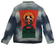 Crosby, Stills, Nash & Young Men's Denim Jacket