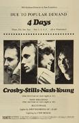 Crosby, Stills, Nash & Young Program