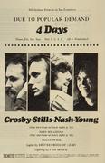 Crosby, Stills, Nash & Young Program