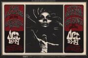 Joe Cocker & The Grease Band Poster