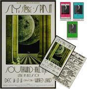 Sly & the Family Stone Poster/Handbill/Ticket Bundle