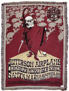 Jefferson Airplane Blanket/Throw