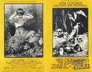 Joe Cocker Postcard