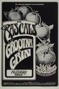 The Rascals Handbill
