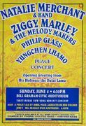 Tibet House New York Benefit Concert Poster