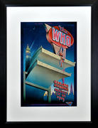 The Who Framed Poster