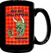 Red Hot Chili Peppers Mug