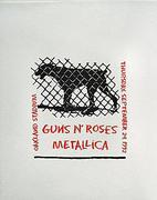 Guns N' Roses Pellon