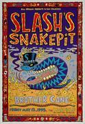 Slash's Snakepit Poster