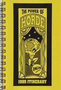 H.O.R.D.E. Festival Program