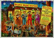 Blues Music Festival Proof