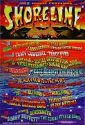 Shoreline Amphitheatre: September/October Poster
