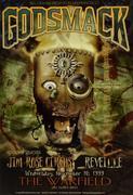Godsmack Poster