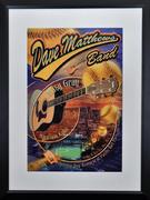 Dave Matthews Band Framed Poster
