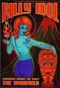 Billy Idol Poster