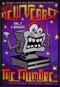 Roger and Ann McNamee Present Not New Years Poster