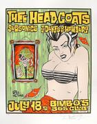 Thee Headcoats Poster