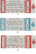 Taj Mahal Vintage Ticket
