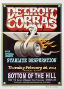 The Detroit Cobras Poster