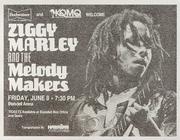 Ziggy Marley & the Melody Makers Handbill