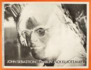 John Sebastian Poster