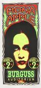 Fiona Apple Handbill