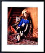 Janis Joplin Framed Fine Art Print