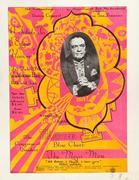 The Mojo Men Handbill