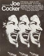 Joe Cocker Handbill