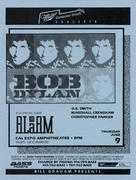 Bob Dylan Handbill