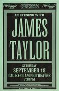 James Taylor Poster