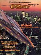 Crawdaddy Magazine February 1974 Vintage Magazine